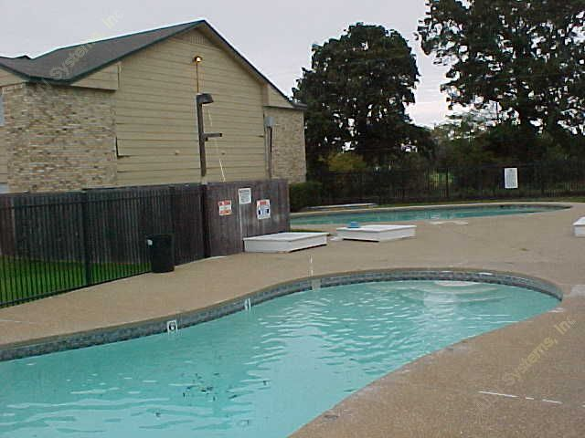 Pool Area at Listing #137397
