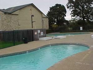 Pool Area at Listing #137397
