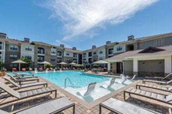 Pool at Listing #270557