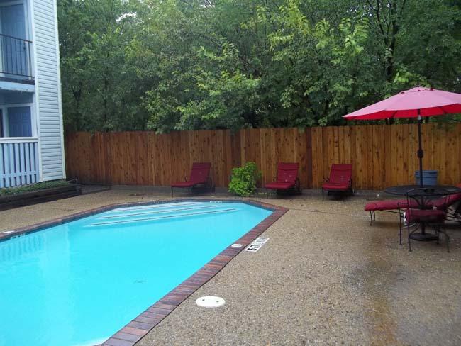 Pool at Listing #135635