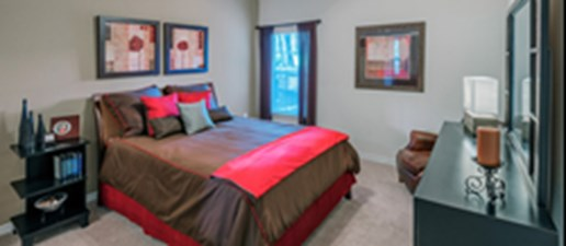 Bedroom at Listing #144614