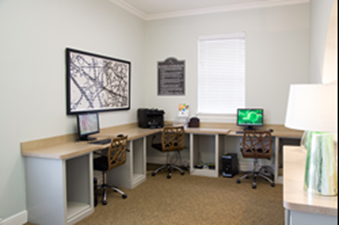 Business Center at Listing #137783