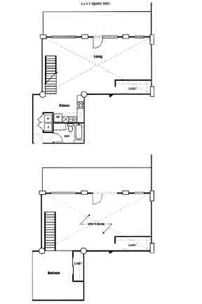 1,713 sq. ft. 113# floor plan