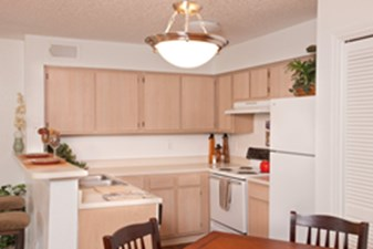 Kitchen at Listing #140658