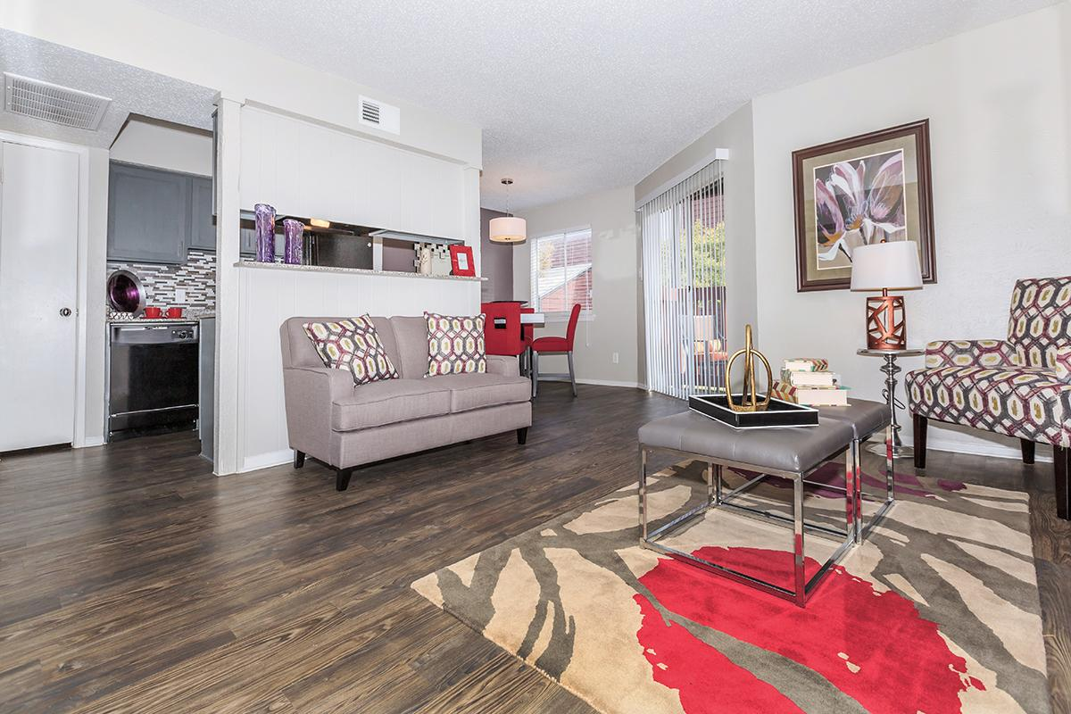 Living Area at Listing #135816