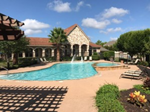 Pool at Listing #151606