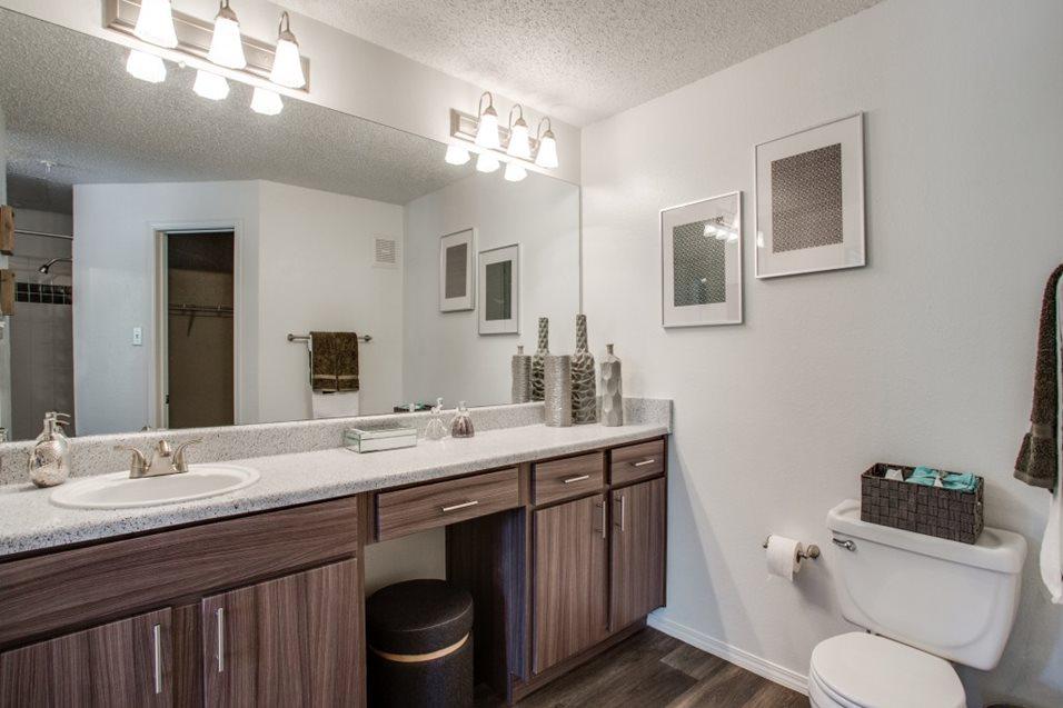 Bathroom at Listing #137617