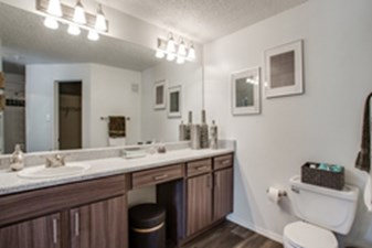 Bathroom at Listing #137617