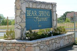 Bear Springs Apartments San Antonio TX