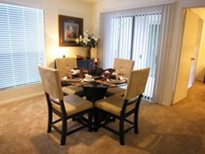 Dining at Listing #140711