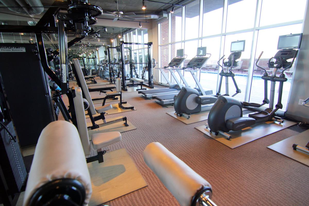 Fitness at Listing #144130