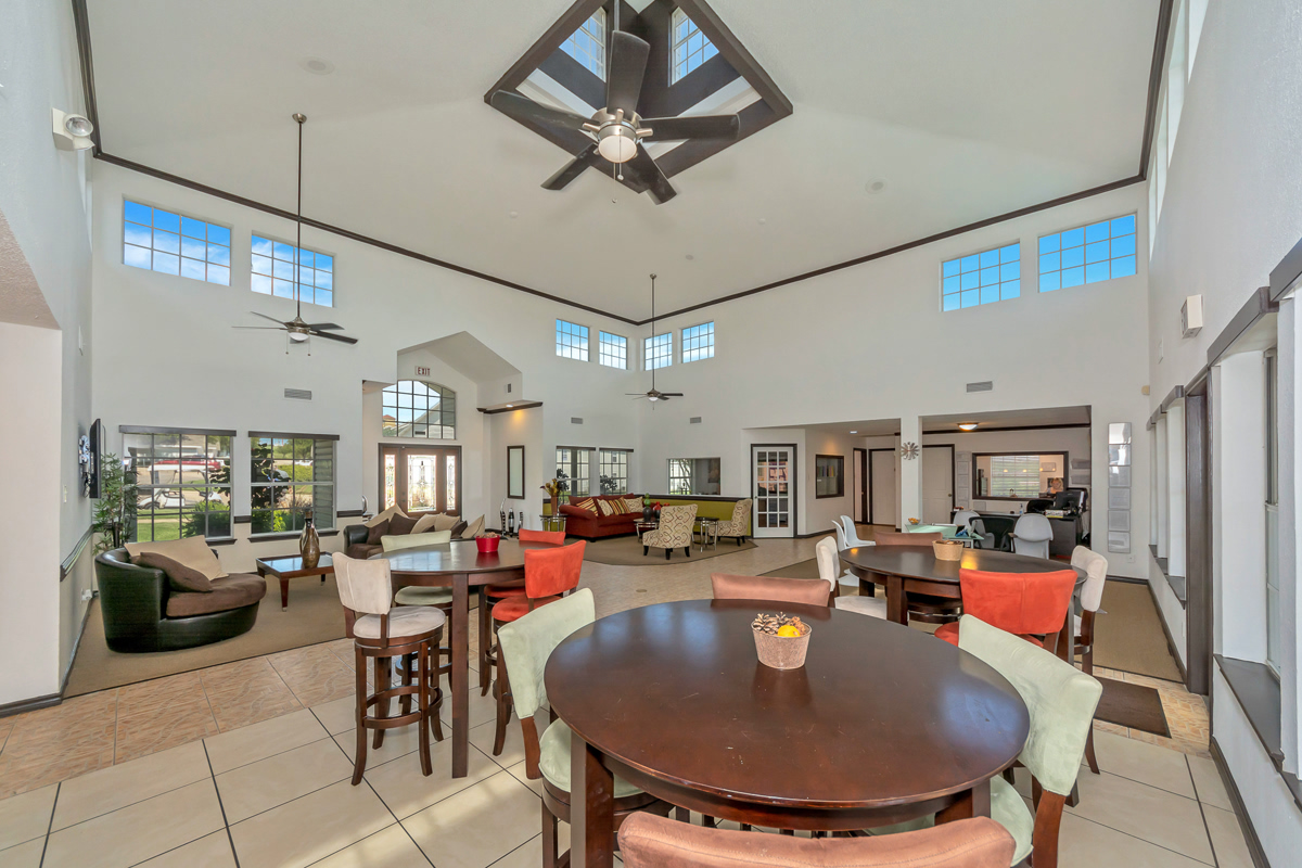 Clubhouse at Listing #137587