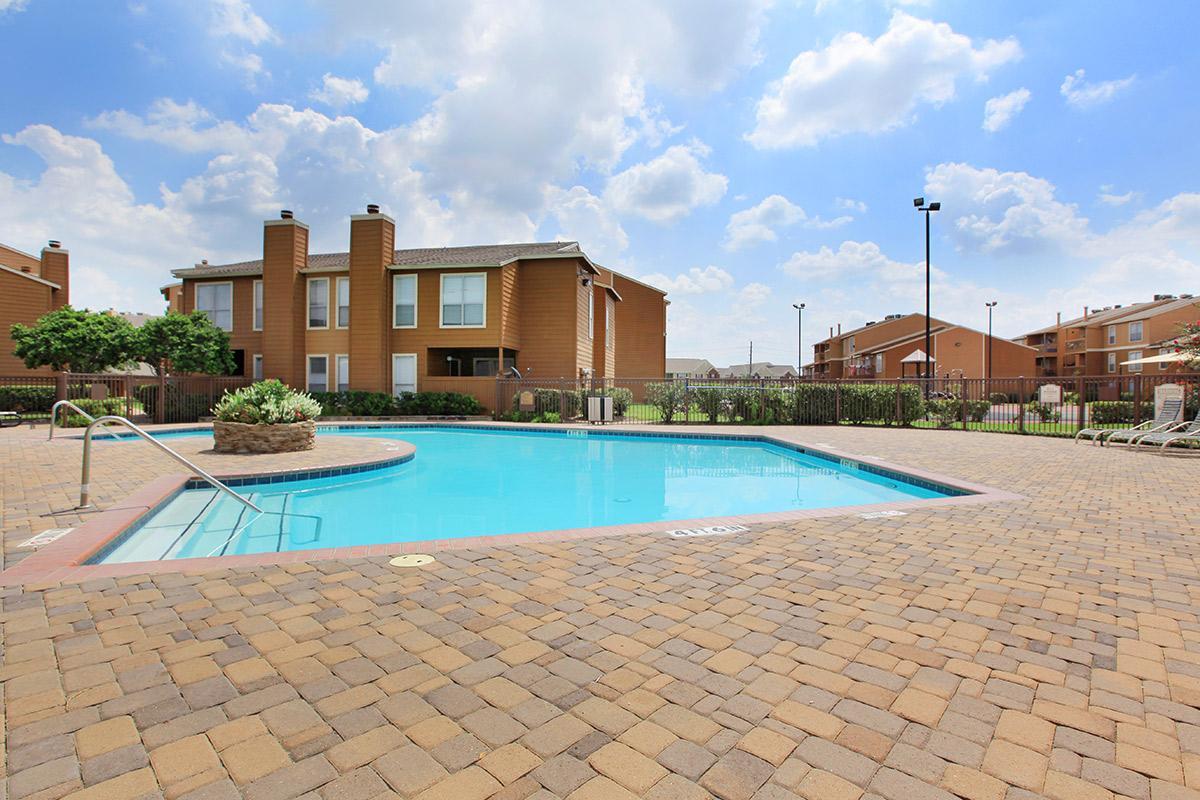 Pool at Listing #139959