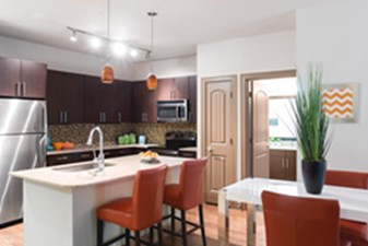 Dining/Kitchen at Listing #251692