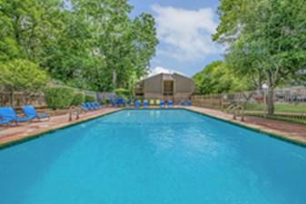 Pool at Listing #135869
