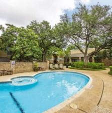 Pool at Listing #140858