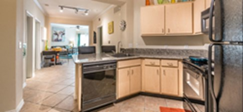Kitchen at Listing #145140