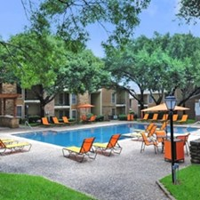 Pool at Listing #137144