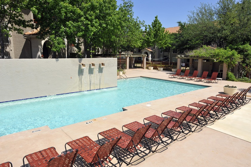 Pool at Listing #135993