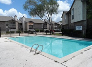Pool at Listing #229177