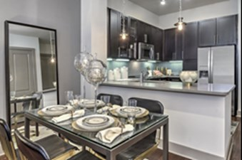 Dining/Kitchen at Listing #281397