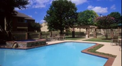 Pool at Listing #136205