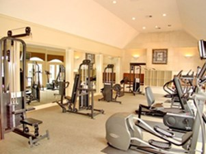 Fitness Center at Listing #138533