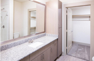 Bathroom at Listing #287083