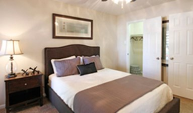 Bedroom at Listing #136076