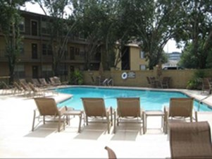 Pool at Listing #138797