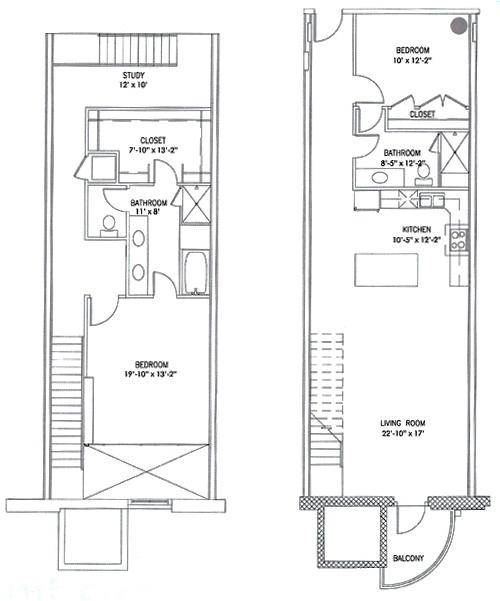 1,741 sq. ft. Ahoy floor plan