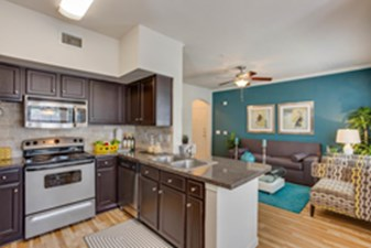 Kitchen at Listing #138669