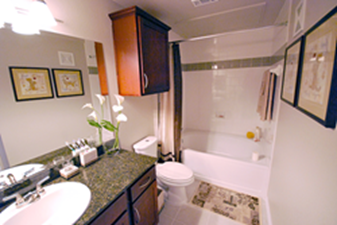 Bathroom at Listing #151501