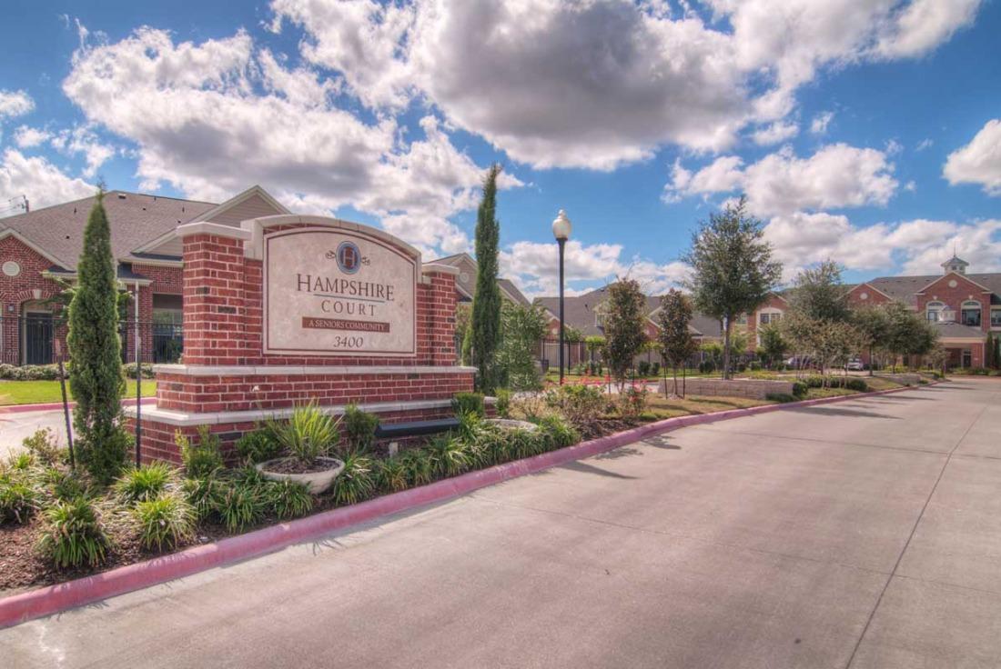 Hampshire Court Apartments Pasadena TX