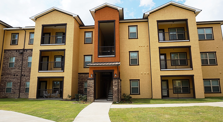 Exterior at Listing #278614