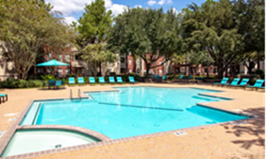 Pool at Listing #138907