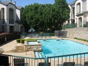 Pool at Listing #137746