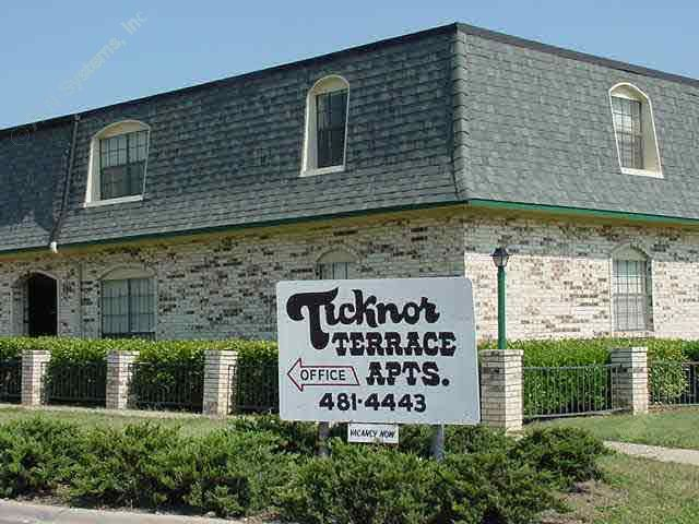 Ticknor Terrace Apartments Grapevine TX