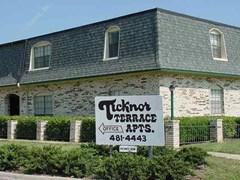 Ticknor Terrace Apartments Grapevine TX