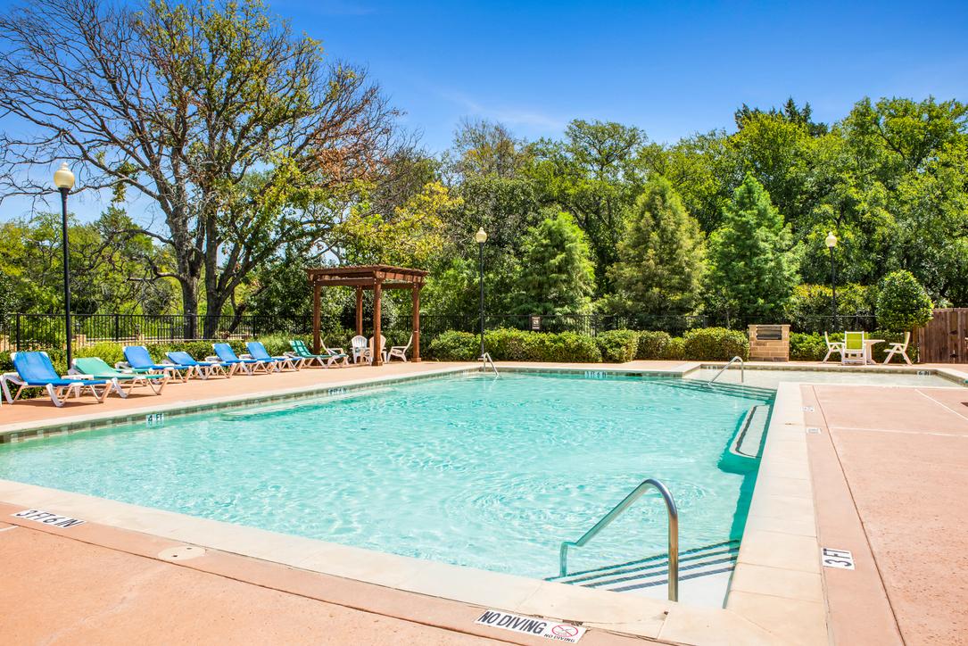 Pool at Listing #145114