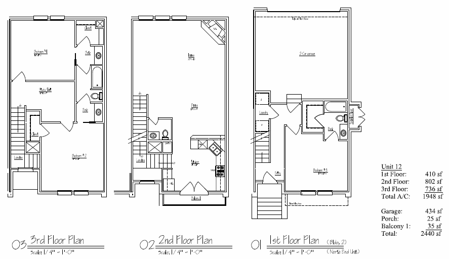 1,921 sq. ft. floor plan