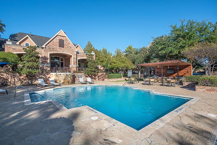 Pool at Listing #137279