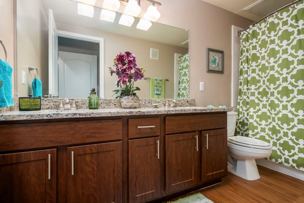 Bathroom at Listing #137710