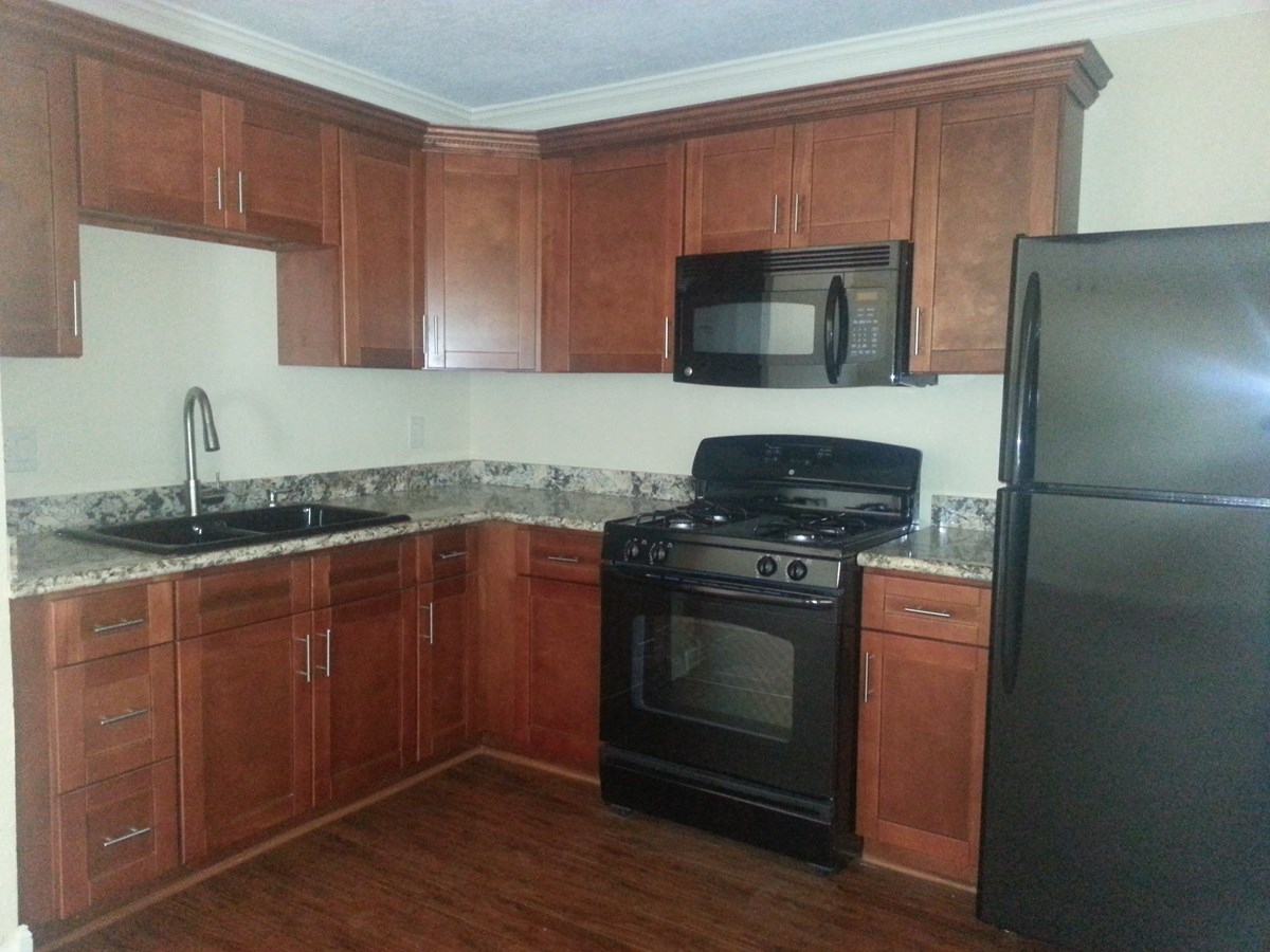 Kitchen at Listing #144477