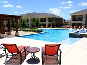 Pool at Listing #275580