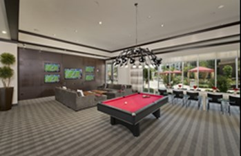 Gameroom at Listing #152216