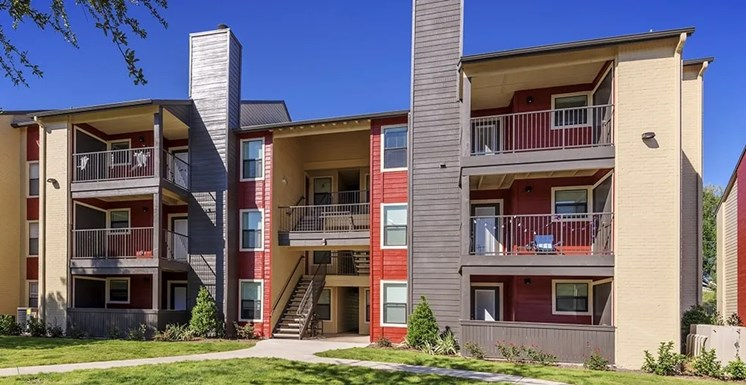 Stassney Woods Apartments