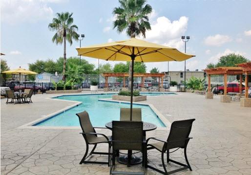 Pool at Listing #138468