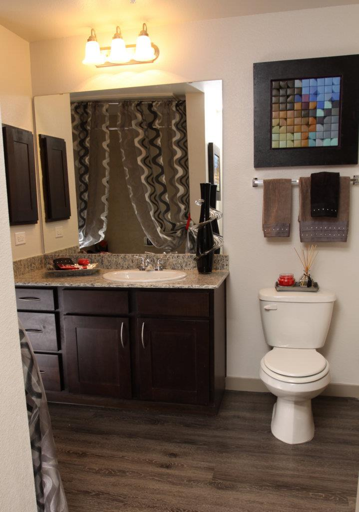 Bathroom at Listing #149950