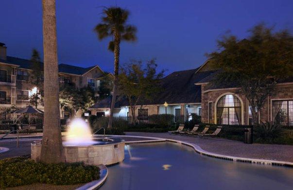 Pool at Listing #139976